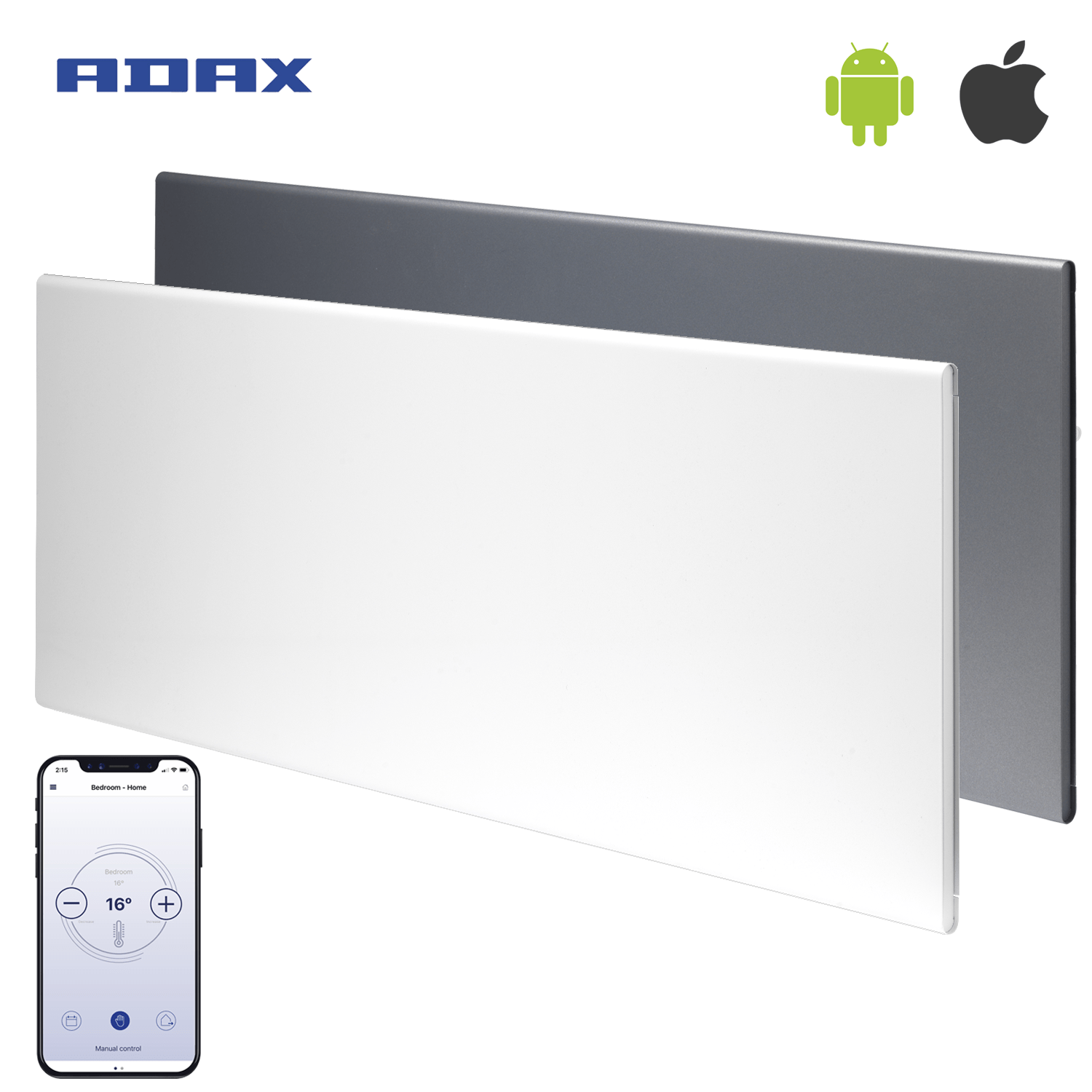 ADAX NEO WiFi Electric Wall Heater Radiator