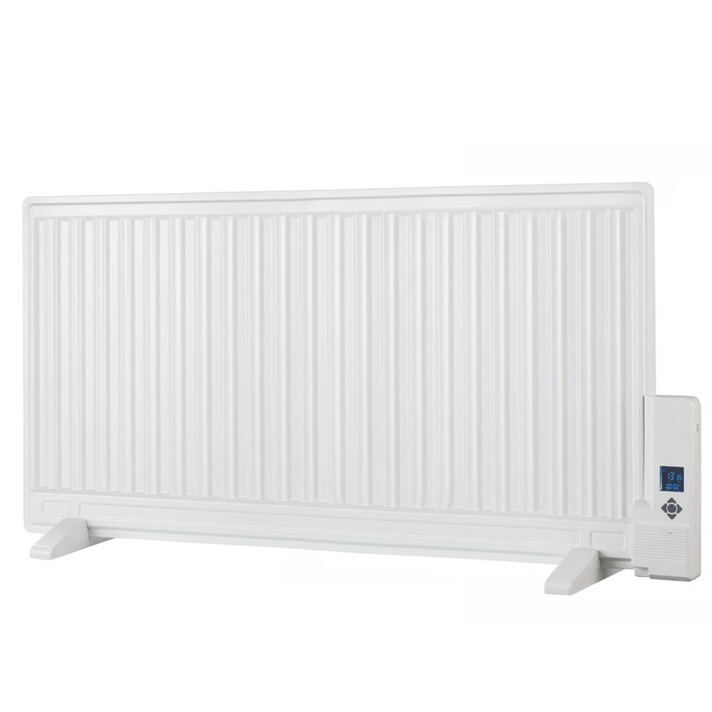 Celsius Slim Oil-Filled Electric Radiator + Timer & Thermostat. Portable