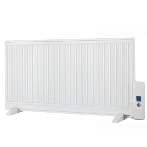 Celsius Oil-Filled Electric Radiator + Timer & Thermostat. Portable / Wall Mounted