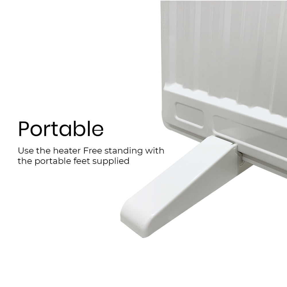 Protable Oilfilled Free Standing Electric Radiators