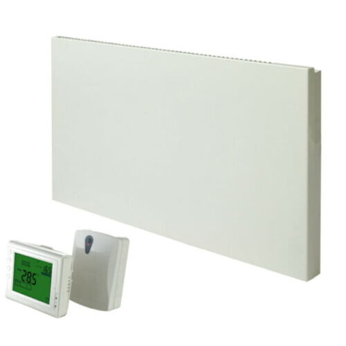 Adax VP11 Electric Panel Heater (NC) + Wireless Timer