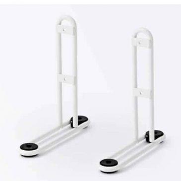 Adax Leg Brackets LOW PROFILE : NEO, CLEA, WiFi – Portable, Floor Mounting