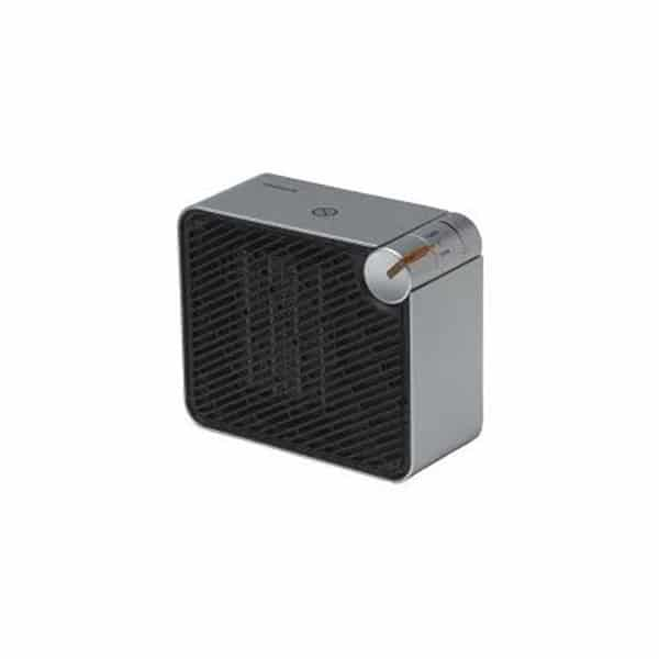 ADAX VV22 Portable Electric Fan Heater, Thermostat, Ceramic PTC, Compact