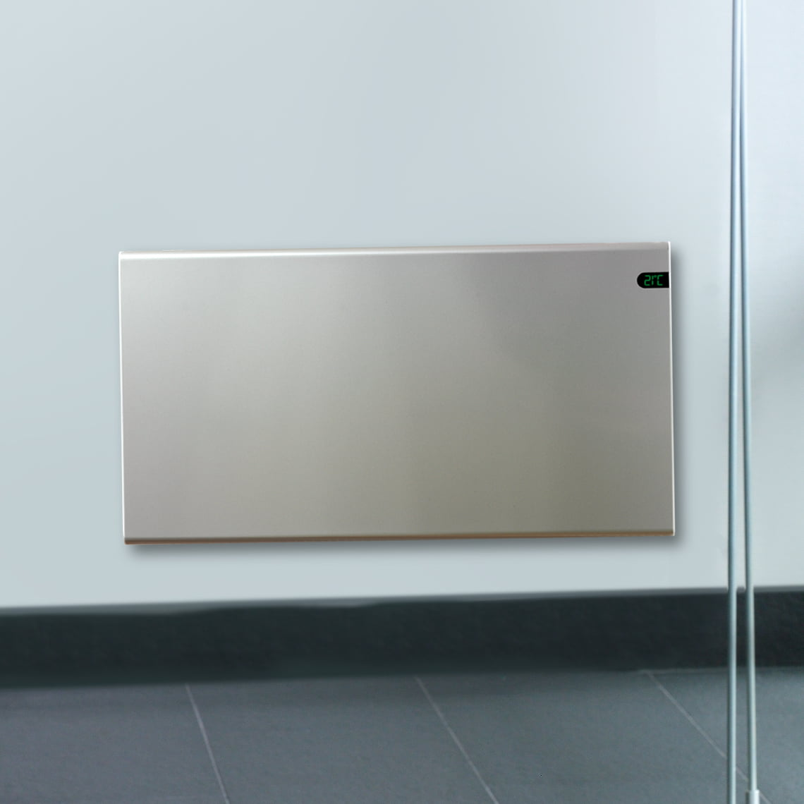 Adax Neo Stylish Modern Electric Wall Heater Convector
