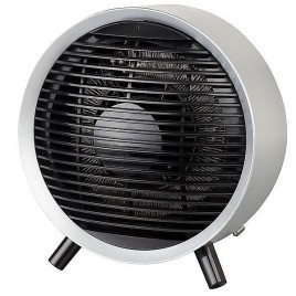 Adax Vv31 Chrome Nickel Ptc Portable Fan Heater