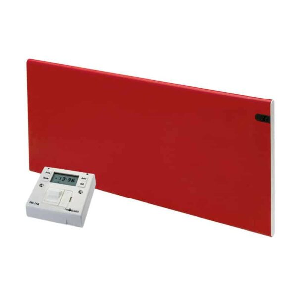 ADAX Neo Electric Panel Convection Heater with Fused Spur Timer 2