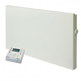 ADAX VP11 Electric Convection Panel Heater with Fused Spur Timer