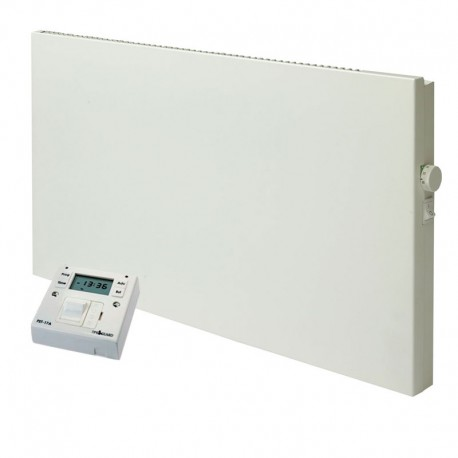 Adax Vp11 Electric Convection Panel Heater With Fused Spur