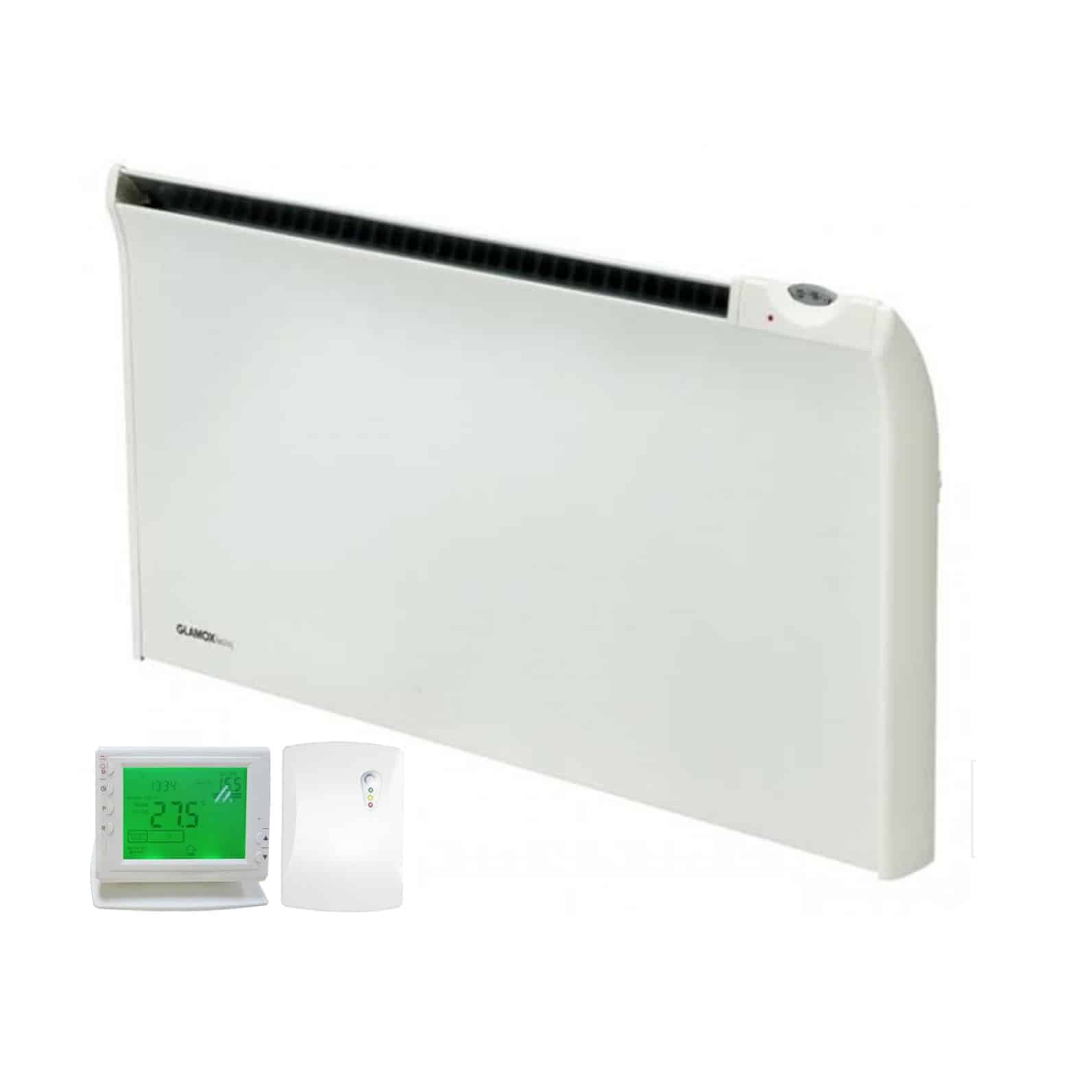 Safe Bathroom Heaters Adax Norel Tpvd Bathroom Safe Electric Panel Heater With Wireless