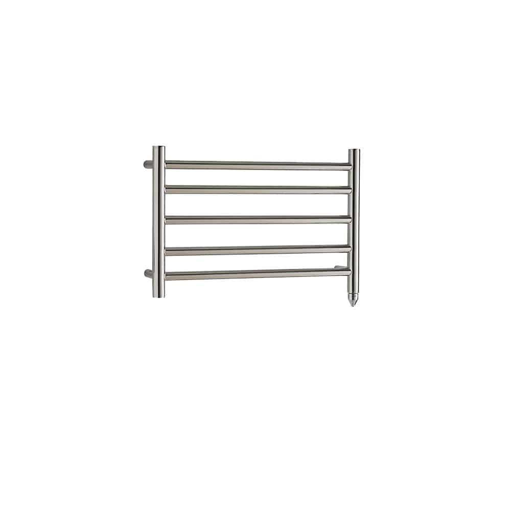 Heated Towel Rails Radiators Baxx Heated Towel Rail: ALPINE Chrome Modern Towel Warmer / Heated Towel Rail
