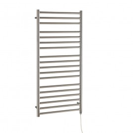Braddan Stainless Steel Electric PTC Heated Ladder Towel Rail 1