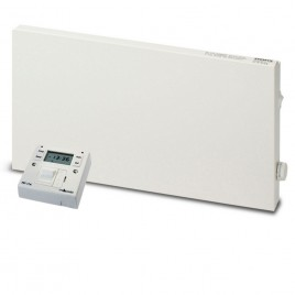 Adax VP10 Electric Convection Panel Heater With Fused Spur Timer