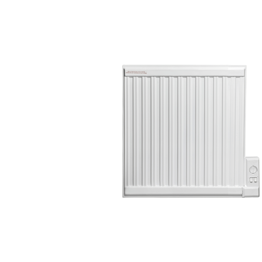 Apo Oil Filled Electric Thermostatic Wall Mounted Radiator