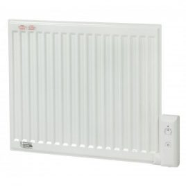 ADAX APO Oil Filled Electric Thermostatic Wall Mounted Radiator