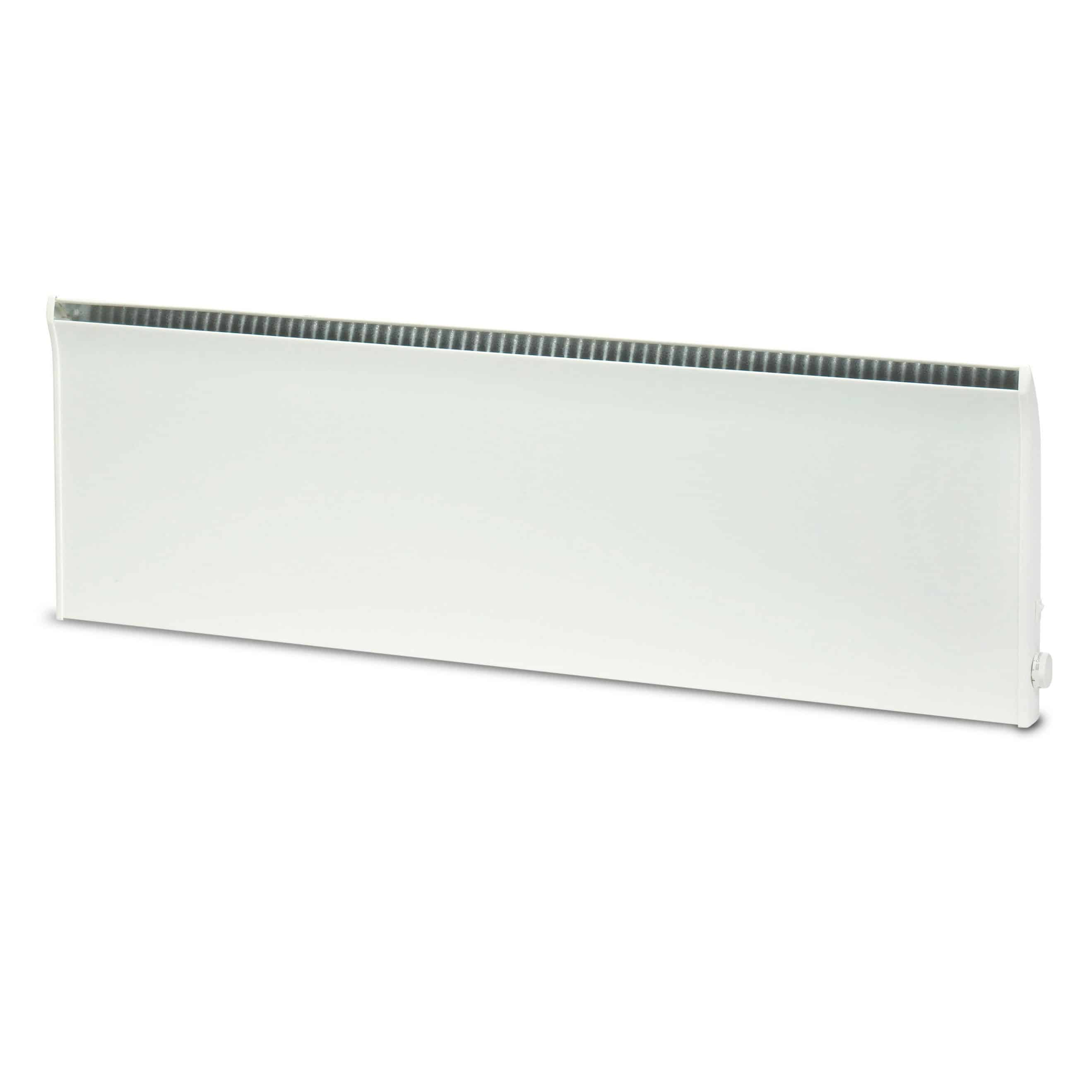 Slimline Electric Heaters Wall Mounted - Norel pm electric panel heater convector radiator wall mounted 1 pm12