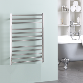 Stainless Steel Central Heating Towel Rail The Braddan