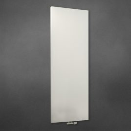 Hailwood Solid Flat Panel Designer Wall Mounted Vertical Radiator