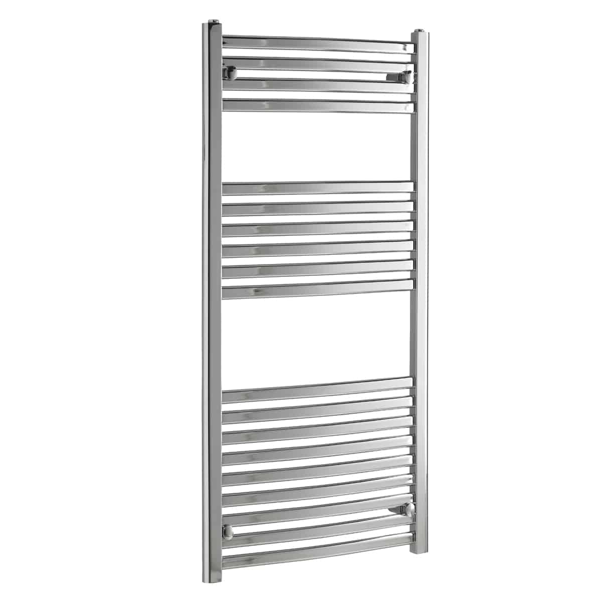 Heated Towel Rail Timer Wiring Diagram: CROSBY Flat Tube Modern Heated Towel Rail, Chrome