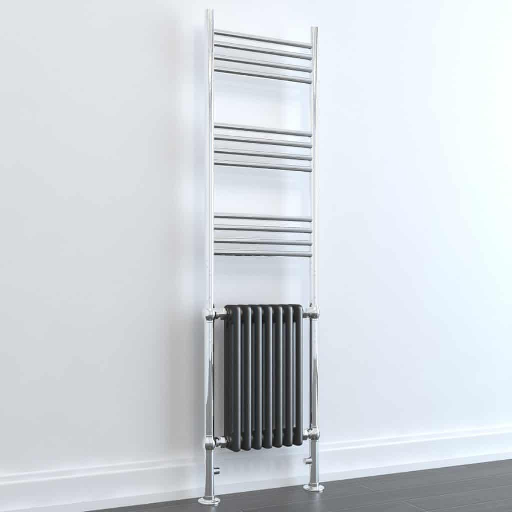 Duke Elements Traditional Victorian Heated Towel Rail