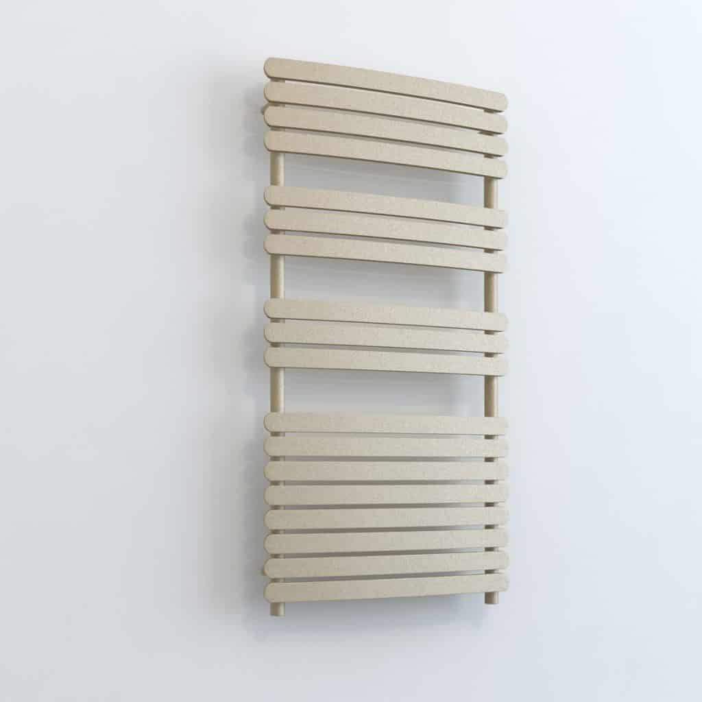 GREEBA ELEMENTS Flat Panel Modern Heated Towel Rail