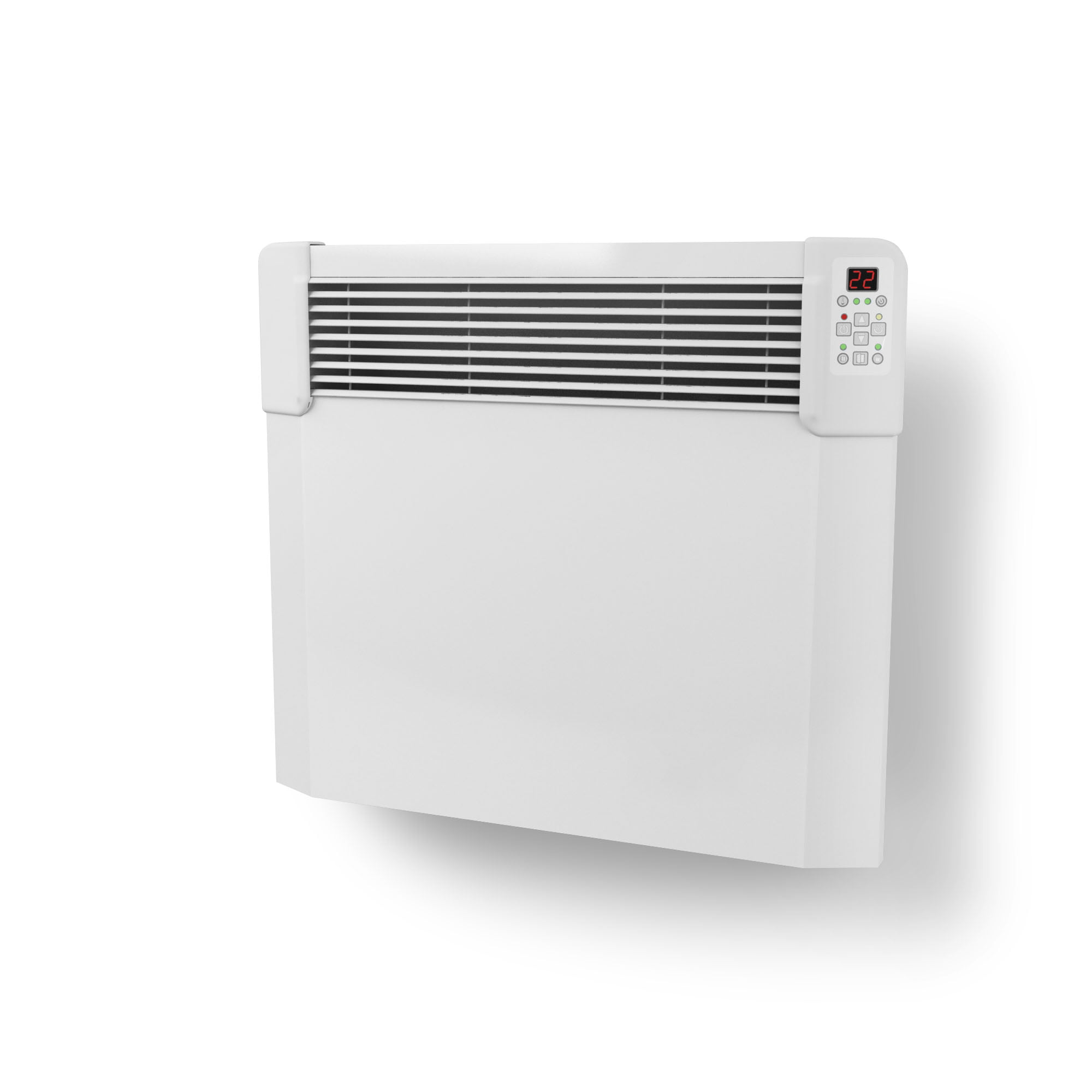 Tesy Cn04 Electric Convection Radiator Wall Mounted Panel