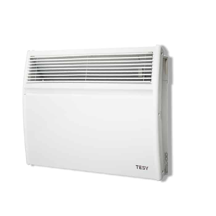 Tesy CN024 Electric Convection Radiator Wall Mounted Panel Heater - 1000W