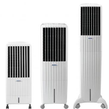 Symphony DiET Portable Evaporative Air Cooler with Fan