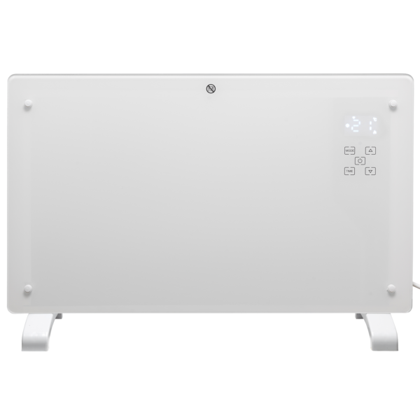 SolAire Reno WIFI Electric Panel Heater, Wall Mounted or Portable - White