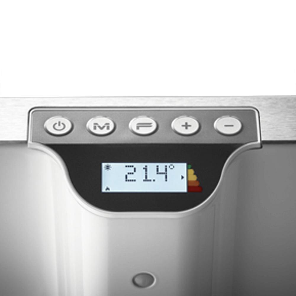 Radialight Klima, Radiant Heater / Electric Wall Mounted Panel Radiator Bathroom Safe with Towel Rail