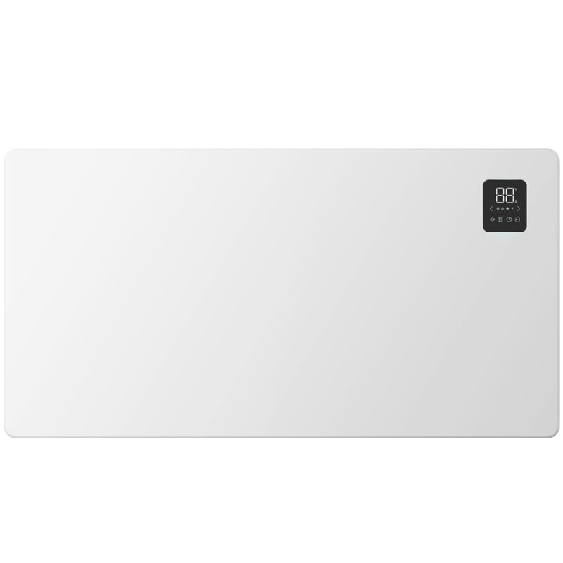 SolAire Caldo Slimline WiFi Electric Panel Heater, Wall Mounted or Portable Radiator IPX4 Eco Design Lot 20 Compliant