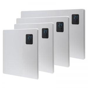 Caldo and Vitra Smart WiFi Electric Panel Heaters