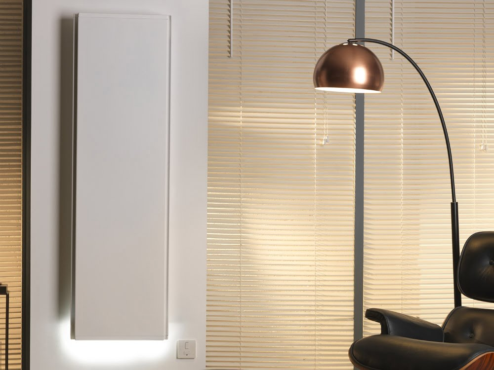 Radialight ICON Vertical Electric Heaters