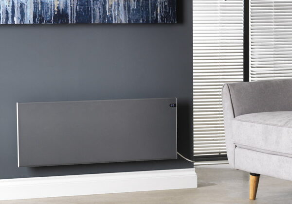 ADAX NEO Stylish, Modern Electric Wall Heater / Convector Radiator with Timer, Flat Panel